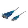 Adattatore Startech - Cavo usb a rs232 db9 ad 1 porta-m/m