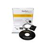Scheda audio Startech - Scheda audio stereo usb