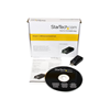 Scheda audio Startech - Adattatore audio usb a