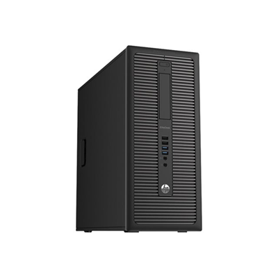HP - 800 G1TWR I5-4590 4G 500GBWIN7/8