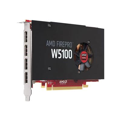 Scheda video HP - AMD FIRE PRO W5100 4GB GRAFIC