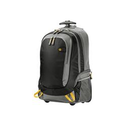 """Sacoche HP Roller Backpack - Sac à dos pour ordinateur portable - 15.6"""""""