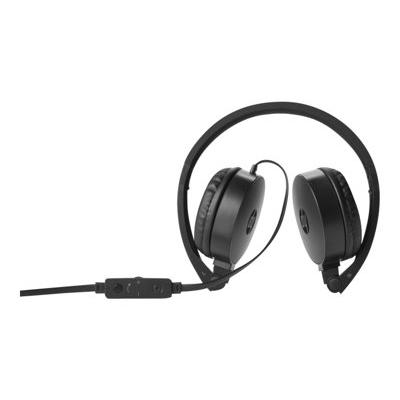 HP - HP STEREO HEADSET H2800 BLACK