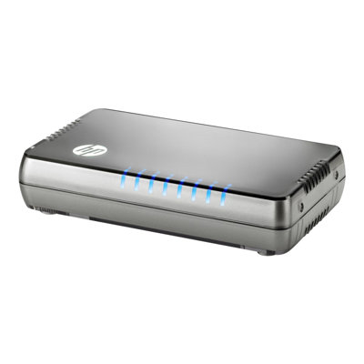 Hewlett Packard Enterprise - HP 1405-8 SWITCH 10/100