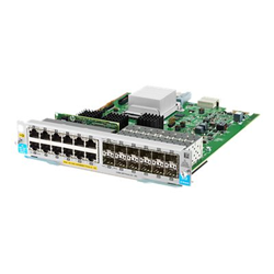 Hewlett Packard Enterprise - Hp 12p poe+ / 12p 1gbe sfp v3 zl2