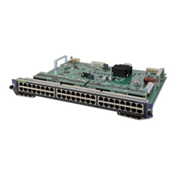 Hewlett Packard Enterprise - Hpe 7500 48p 1000base-t w/poe+ se