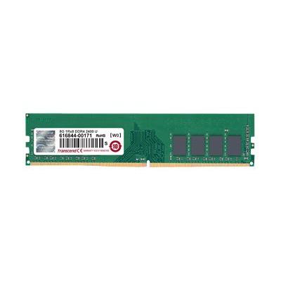 Transcend - 8GB JM DDR4 2400 U-DIMM 1RX8