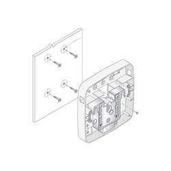 Aruba AP-220-MNT-W2 - Le kit de montage du dispositif de réseau - pour Aruba AP-214, 215, 224, 225, 228, 314, 315, 324, 325, 334, 335