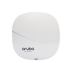 Aruba Instant IAP-334 (RW) - Borne d'accès sans fil - 802.11a/b/g/n/ac - Bande double - Tension CC - intégré au plafond