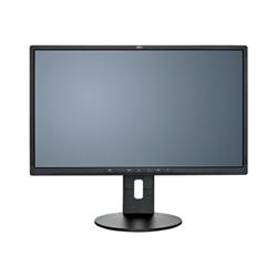 """Écran LED Fujitsu B24-8 TS Pro - Écran LED - 23.8"""" - 1920 x 1080 Full HD (1080p) - 250 cd/m² - 1000:1 - 5 ms - HDMI, DVI-D, VGA, USB - haut-parleurs - noir - pour CELSIUS Mobile H970; ESPRIMO C910, D556, D757, D757/E94, P556, Q520, Q956"""