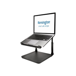 "Support pour LCD Kensington SmartFit Laptop Riser - Support pour ordinateur portable - 15.6"" - noir"