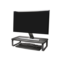 Kensington - Monitor stand plus wide  black