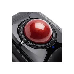 Souris Kensington Trackball sans fil Expert Mouse - Boule de commande - sans fil - noir