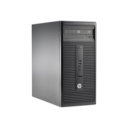 PC Desktop HP - 280 g1 i3 500gb 4gb w7p/win8.1