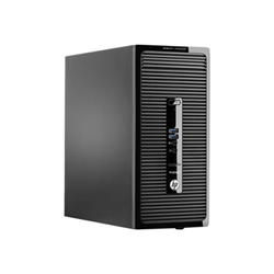 PC Desktop HP - 400g2mt i5-4590s 500gb 4gbw8.1/7