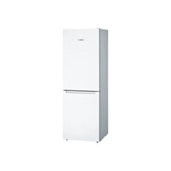 Réfrigérateur Bosch Serie 2 KGN33NW20 - Réfrigérateur/congélateur - pose libre - largeur : 60 cm - profondeur : 66 cm - hauteur : 176 cm - 279 litres - congélateur bas - classe A+ - blanc