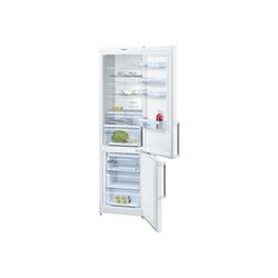 Réfrigérateur Bosch Serie 4 KGN39XW37 - Réfrigérateur/congélateur - pose libre - largeur : 60 cm - profondeur : 66 cm - hauteur : 203 cm - 366 litres - congélateur bas - Classe A++ - blanc