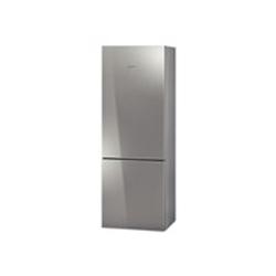 Réfrigérateur Bosch Premium Luxe KGN49SM31 - Réfrigérateur/congélateur - pose libre - largeur : 70 cm - profondeur : 65 cm - hauteur : 200 cm - 395 litres - congélateur bas - Classe A++ - inox