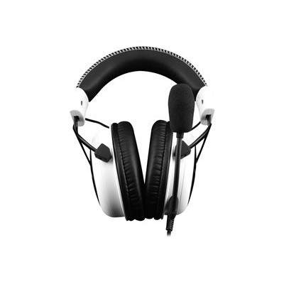 HYPERX CLOUD GAMING HEADSET - WHITE