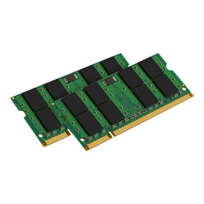 Kingston - 4GB KIT 800MHZ DIMM (SDRAM-DDR2)