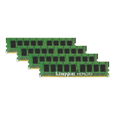 Kingston - 32GB 1600MHZ ECC KIT OF 4