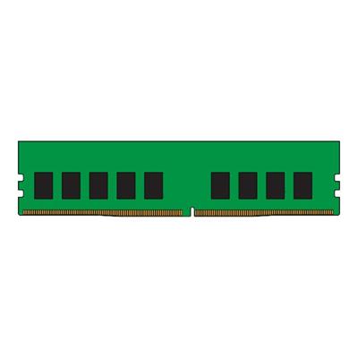 Kingston - 4GB 2133MHZ DDR4 ECC CL15 DIMM 1RX8