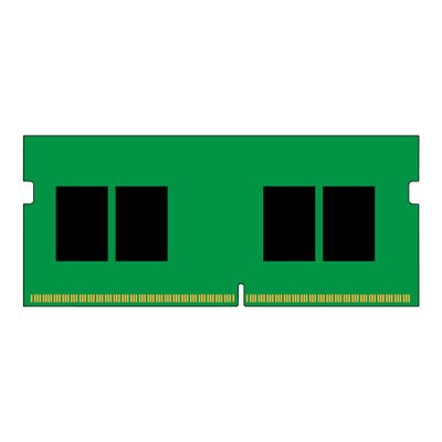 Kingston - 4GB 2400MHZ DDR4 NON-ECC CL17 SDIMM