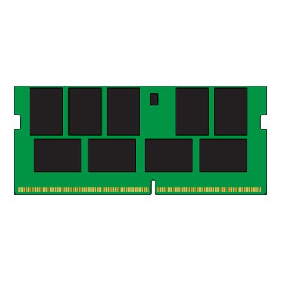 Kingston - 16GB 2400MHZ DDR4 ECC CL17 SDIMM