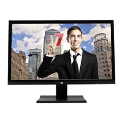 Monitor LED V7 - Led 59.9cm 23.6in 1920x1080