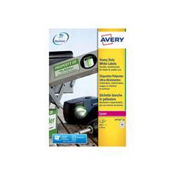 Etichette Heavy duty laser labels l4716 - etichette - 960 etichette l4716-20
