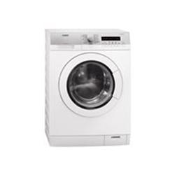 Lave-linge AEG LAVAMAT L76487FL - Machine à laver - pose libre - largeur : 60 cm - profondeur : 60.5 cm - hauteur : 85 cm - chargement frontal - 8 kg - 1400 tours/min - blanc