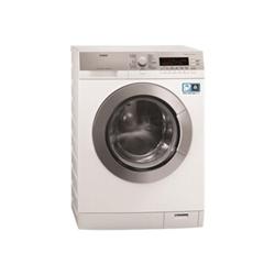 Machine à laver séchante AEG LAVAMAT TURBO L 87695 WD2 protex Plus - Machine à laver séchante - pose libre - largeur : 60 cm - profondeur : 60 cm - hauteur : 85 cm - chargement frontal - 9 kg - 1600 tours/min