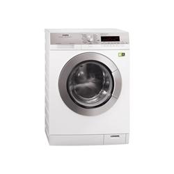 Lave-linge AEG LAVAMAT EXCLUSIV L89499FL2 - Machine à laver - pose libre - largeur : 60 cm - profondeur : 64 cm - hauteur : 85 cm - chargement frontal - 9 kg - 1400 tours/min