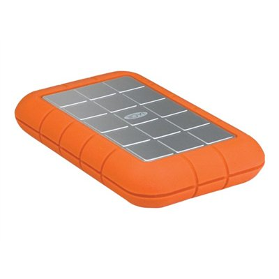 LaCie - 500GB RUGGED TRIPLE FW USB 7200