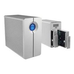 Hard disk esterno LaCie - 10tb 2big quadra usb3.0