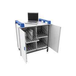 Tableau LapCabby 20V - Chariot pour 20 ordinateurs portables