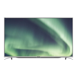 TV LED Sharp - Smart LC-55CUF8372ES Ultra HD 4K