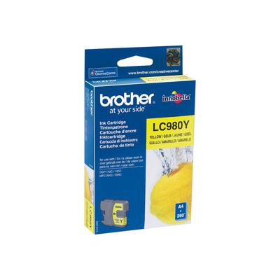 Cartuccia Brother - CART GIALLO 260 PG X DCP 145C/165C