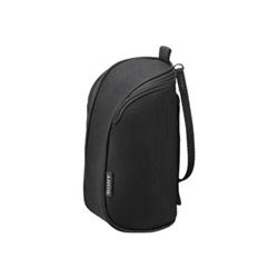 Sacoche Sony LCS-BBJ - Étui caméscope - noir - pour Handycam HDR-CX240, CX280, CX320, CX410, CX450, CX455, CX675, GWP88, MV1, PJ220, TD30