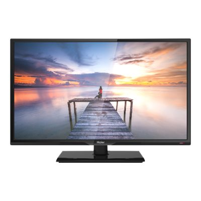 Haier - $LED TV F6550T 24 HD T2
