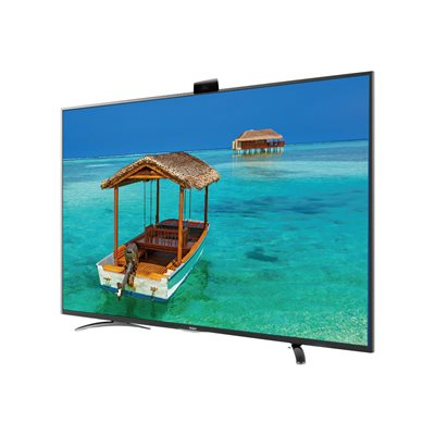 TV LED 40 LED FHD ANDROID TV TASTIERA QWERTY CORNICE ULTRASOTTILE 1920X1080  TUNER DVB-T2 HD 3HDMI SLOT CI  3USB TIME SHIFT HOTEL MODE  WIFI