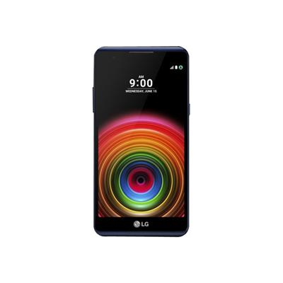 LG - LG X POWER INDIGO BLACK