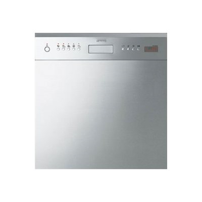 Lave-vaisselle encastrable SMEG LAVASTOVIGLIE 60 CM INOX CON DISPLAY
