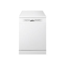 Lave-vaisselle Smeg LVS222BIT - Lave-vaisselle - pose libre - largeur : 59.8 cm - profondeur : 60 cm - hauteur : 85 cm - blanc