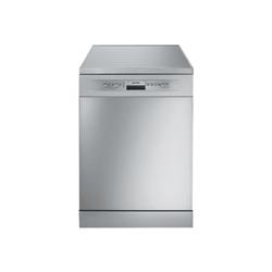 Lave-vaisselle Smeg LVS222SXIT - Lave-vaisselle - pose libre - largeur : 59.8 cm - profondeur : 60 cm - hauteur : 85 cm - inox