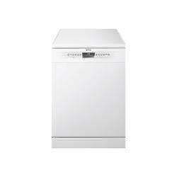 Lave-vaisselle Smeg LVS432BIT - Lave-vaisselle - pose libre - largeur : 59.8 cm - profondeur : 60 cm - hauteur : 84.8 cm - blanc