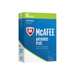 Software McAfee - Mcafee antivirus plus 2017 - box pa