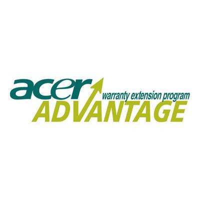 Acer - 3Y ONSITE + 1Y MCAFEE NC