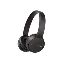 Sony MDR-ZX220BT - Casque avec micro - sur-oreille - sans fil - Bluetooth - NFC* - noir