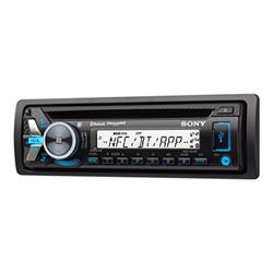 Autoradio Sony MEX-M70BT - Automobile - récepteur CD - intégrée dans le tableau de bord - Full-Din - 4 x 52 Watts